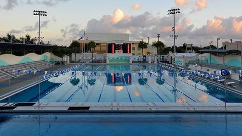 Thumbnail for entry NSU Aquatic Center