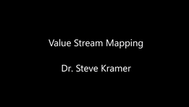 Thumbnail for entry Value Stream Mapping