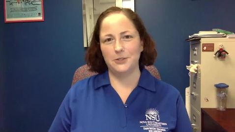 Molly Scanlon - FYE corrections Video