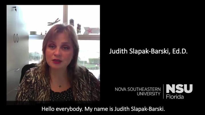Thumbnail for channel Judith Slapak-Barski