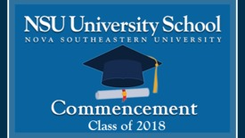 Thumbnail for entry NSU University School 2018 Commencement Ceremony