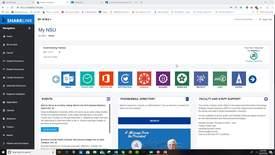 Thumbnail for entry Student Success Seminar BSN October 22, 2018