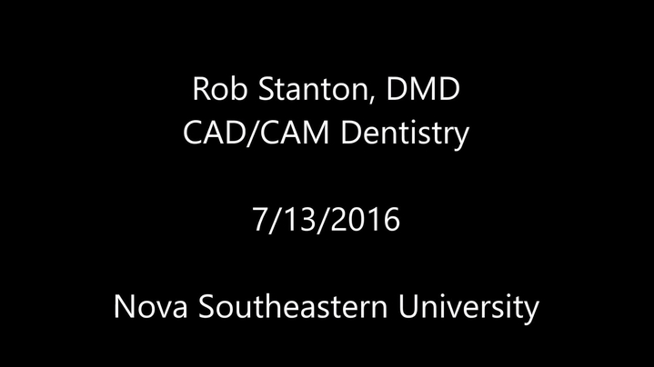 Thumbnail for channel NSU CAD/CAM Dentistry Public