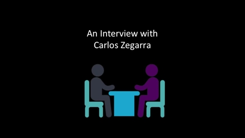 Carlos Zegarra Interview