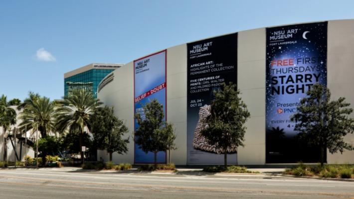 NSU Art Museum Fort Lauderdale