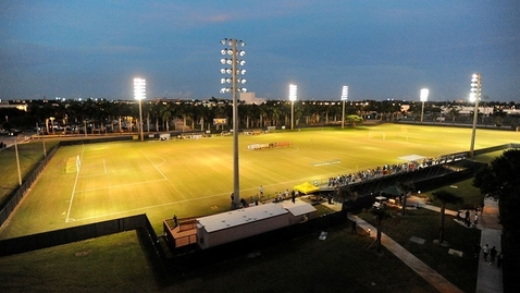 Thumbnail for entry NSU Soccer Field