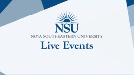 Thumbnail for entry NSU Live Events