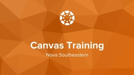 Thumbnail for entry Canvas Basic Training PM Session