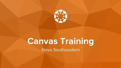 Canvas Basic Training PM Session