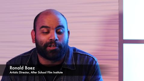 Thumbnail for entry After School Film Institute 18-week Intensive