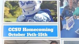 Thumbnail for entry CCSU Homecoming 2016!