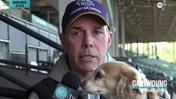 Zoe Cadman Catches Up With Private Clocker Gary Young to Discuss Opening Day at Santa Anita Park