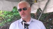 Todd Pletcher Discusses Always Dreaming on May 19th, 2017 After Finishing Up His Final Preparations for the Preakness Stakes