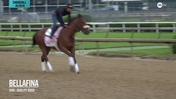 Bellafina Hits the Track at Churchill Downs on April 30th, 2019 Ahead of the Kentucky Oaks