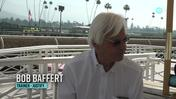 Bob Baffert Talks About Triple Crown Champion Justify