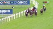 Enable Holds Off a Game Crystal Ocean to Win the King George VI and Queen Elizabeth Stakes