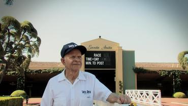 Beloved Santa Anita Paddock Captain John Shear Turns 99 Years Old on January 17th