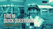 Quick Questions With Jockey Joseph Talamo
