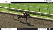 Tale of the Union Worked 5 Furlongs in 1:01.77 at Saratoga on August 31st, 2020