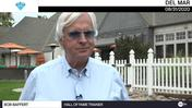 Millie Ball Talks Kentucky Derby and Oaks With Hall of Fame Trainer Bob Baffert