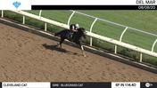 Cleveland Cat Worked 6 Furlongs in 1:14.40 at Del Mar on August 8th, 2020