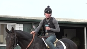 Happy Holidays From Taylor Cambra and Santa Anita Park's Exercise Riders