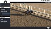 Oncoming (Outside) and Belmont Bill Worked 3 Furlongs in 39.40 at Santa Anita Park on July 3rd, 2020