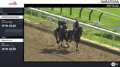 Shawdyshawdyshawdy (Outside) and Freaky Style Worked 4 Furlongs in 49.33 at Saratoga on August 15th, 2020