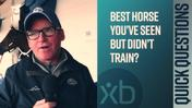 Quick Questions With Trainer Brendan Walsh