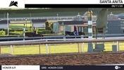 Honor A. P. Hit the Track at Santa Anita Park on June 11th, 2020