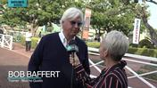 Bob Baffert Gives His Reaction to Mucho Gusto's Impressive Win in the Pegasus World Cup at Gulfstream Park
