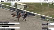 Good Old Boy (Outside) and Fire At Will  Worked 4 Furlongs in 48.41 at Gulfstream Park on January 16th, 2021