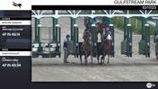 Awesome Annmarie (Outside) and Trashthetrailer Worked 4 Furlongs at Gulfstream Park on October 17th, 2020