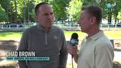 Chad Brown Discusses Gronkowski, Good Magic and A Raving Beauty Ahead of Their Stakes Starts on Saturday