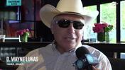D. Wayne Lukas Expects Bravazo to Be Forwardly Placed From the One Post in the Pegasus World Cup