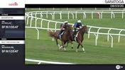 Badger Kitten (Outside) and Split Then Double Worked 5 Furlongs in 1:03.47 at Saratoga on August 3rd, 2020