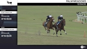 Stone Tornado (Outside) and Counterparty Risk Worked 4 Furlongs in 49.30 at Palm Meadows on December 4th, 2020