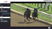 Engrave (Outside) and Founder Worked 5 Furlongs in 1:02.12 at Saratoga on August 3rd, 2020