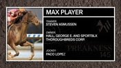 Get to Know Withers Stakes Winner Max Player