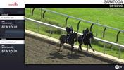 Blitchton Lady (Outside) and Liveyourbeastlife Worked 5 Furlongs in 1:01.81 at Saratoga on August 30th, 2020