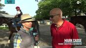 Mark Casse Discusses His Pair of Belmont Stakes Contenders