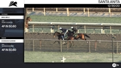 Mind Meld (Outside) and Shanghai Sunrise Worked 4 Furlongs in 50.60 at Santa Anita Park on December 30th, 2020
