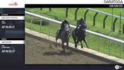 An Unnamed Horse Out of the Dam Rags to Riches (Outside) and an Unnamed Horse Out of the Dam Receipt Worked 4 Furlongs in 51.11 at Saratoga on August 6th, 2020