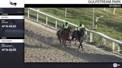 Favored (Outside) and Noble Drama Worked 4 Furlongs in 48.83 at Gulfstream Park on January 9th, 2021