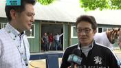 Koichi Tsunoda Discusses Master Fencer's Last Work for the Belmont Stakes