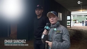 War of Will's Groom Omar Sanchez Recaps the Preakness Stakes