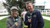 Zoe Cadman and Richard Migliore Wrap Up the Morning Activity from Pimlico Race Course on May 16th, 2018