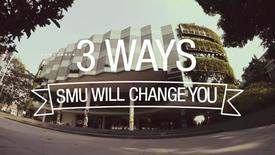 Thumbnail for entry 3 Ways SMU Will Change You