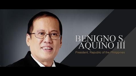 Thumbnail for entry Speaker: Mr Benigno S. Aquino III (11 Mar 2011)