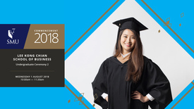 Thumbnail for entry Lee Kong Chian School of Business Undergraduate Ceremony 2